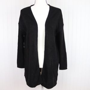 H&M Divided Open Front Cardigan Size M